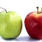 Два яблука. Притча про те, що не потрібно поспішати із висновками.