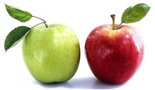 Притча кошик з яблуками