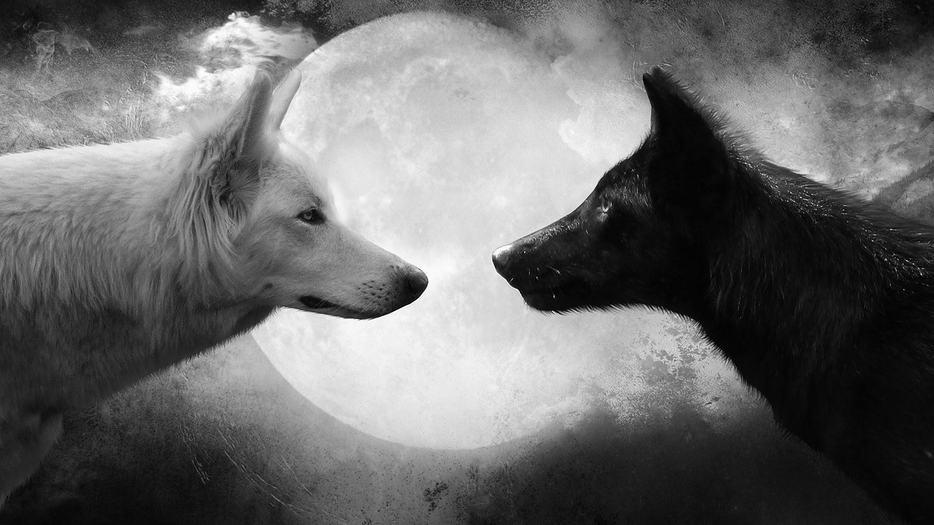 Притча про двох вовків
